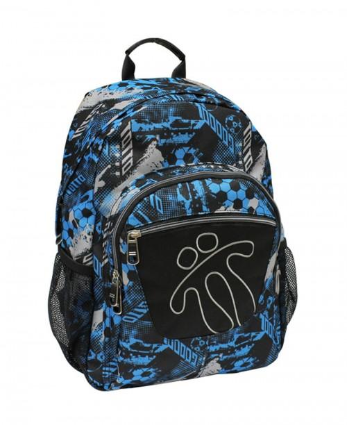 mochila escolar totto acuarela-8N5 adaptable a cararo