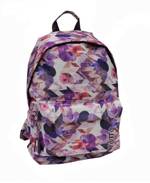 mochila escolar totto caxius 4BA