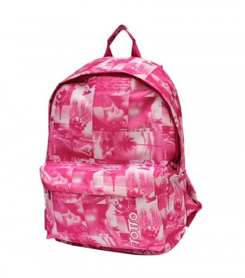 mochila escolar totto caxius 4BB