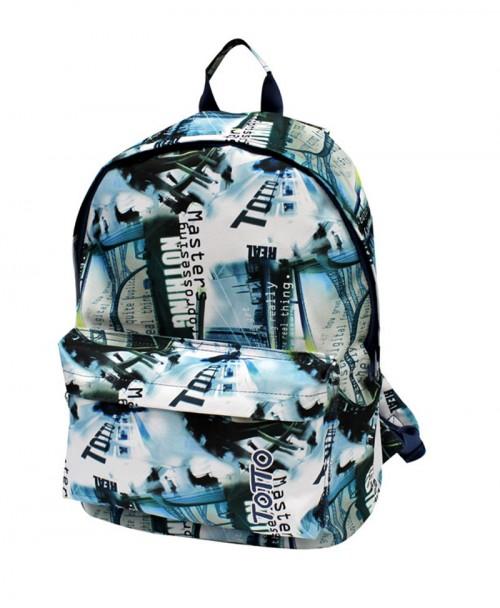 mochila escolar totto caxius 5B4
