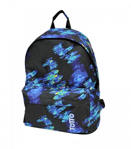 mochila escolar totto caxius 8NF