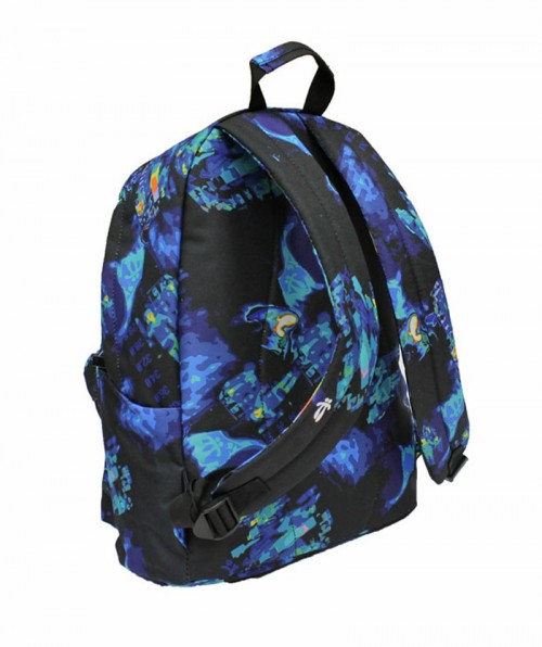 mochila escolar totto caxius 8NF dorsal