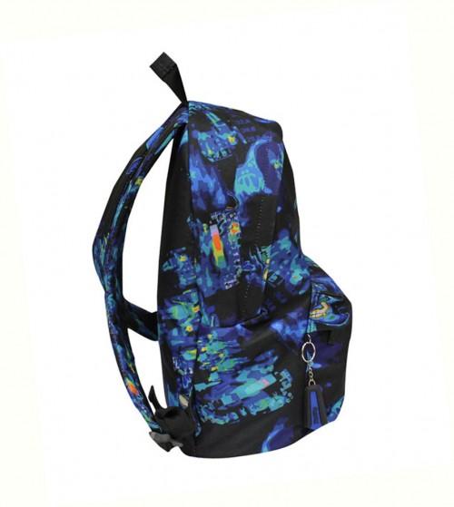 mochila escolar totto caxius 8NF lateral