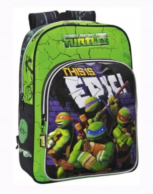 mochila tortugas ninja 13923