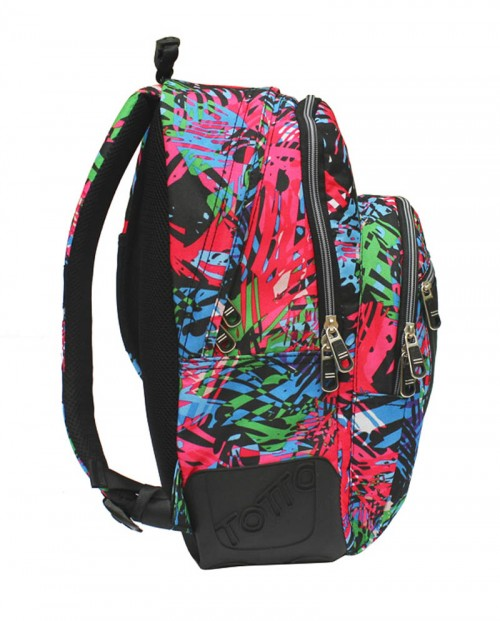 mochila totto crayola 7NZ lateral