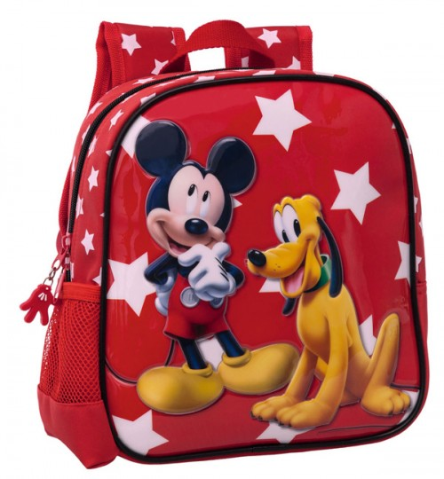 mochila Mickey & Pluto 2062051