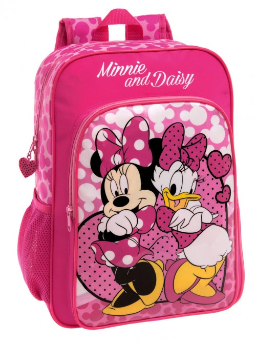 Mochila Minnie Daisy 44923A1 Adaptable a carro