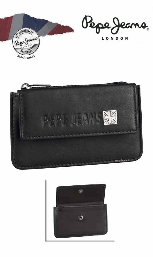 llavero monedero pepe jeans 7080101