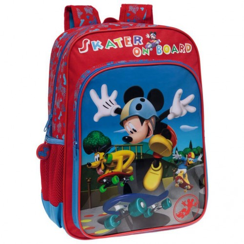 mochila mickey 4012351 adaptable
