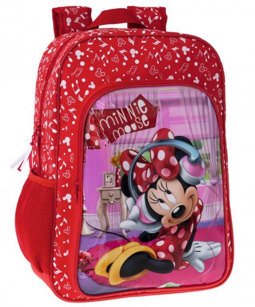 mochila minnie music 4022351