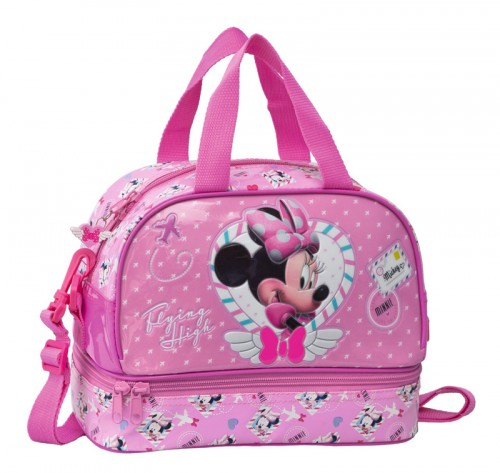 neceser minnie 16348 con bandolera y adaptable