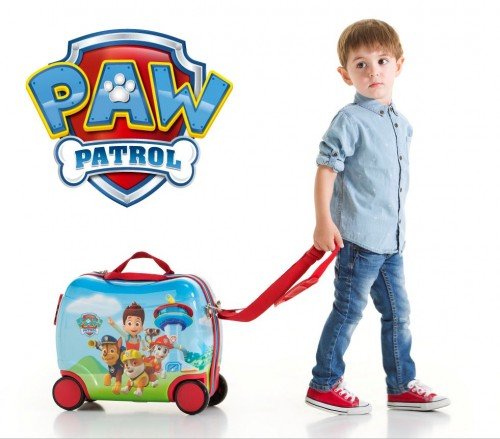 maletas infantiles paw patrol