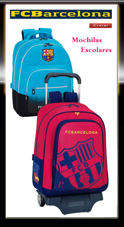 Mochilas Barcelona