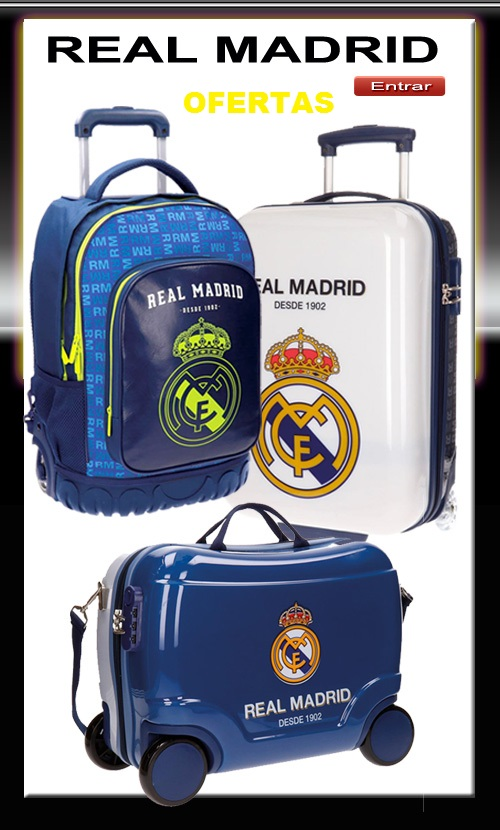 Real-Madrid OFERTAS