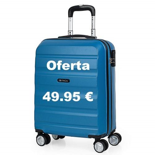T71650 Trolley Cabina Itaca Azul