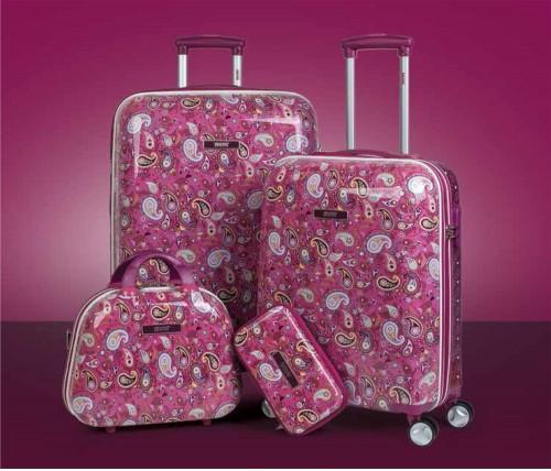 Colección de maletas Liubliana de Skpa t