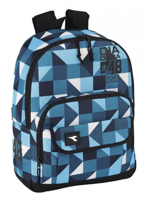mochila escolar diadora 611404531