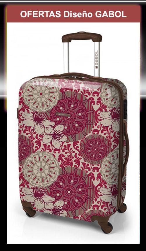 ofertas maletas gabol