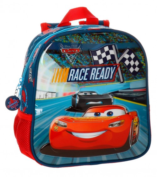 Mochila de Guarderia Cars Race Adaptable 21520B1