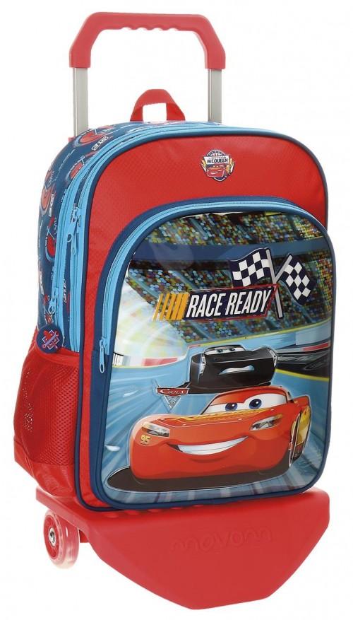 Mochila Carro Cars Race 21524N1