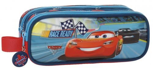 Portatodo 2 Compartimentos Cars Race 2154261