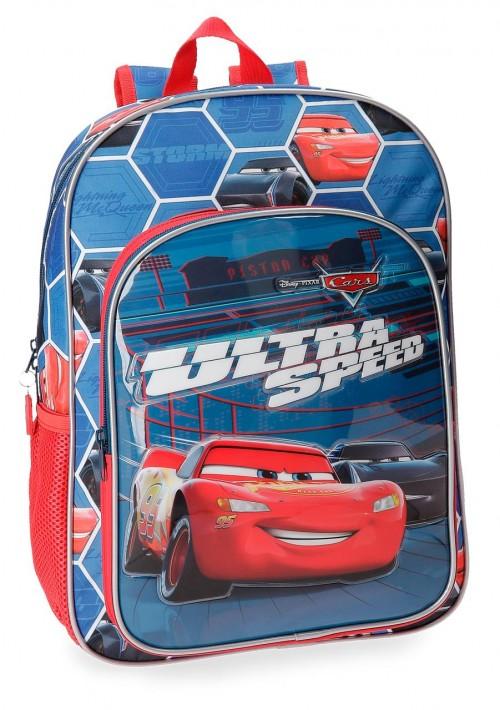 2282361 mochila 38 cm cars ultra speed