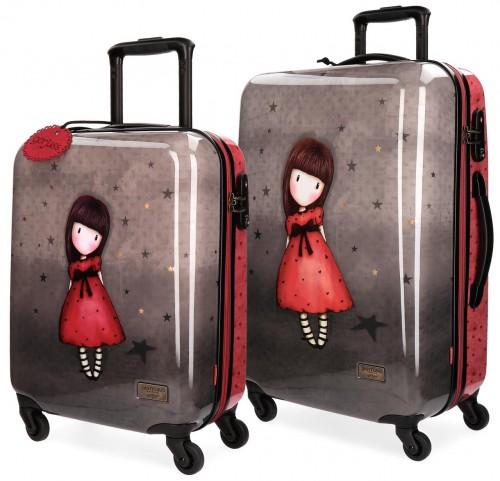 3191661  juego maleta de cabina y mediana gorjuss B.S.