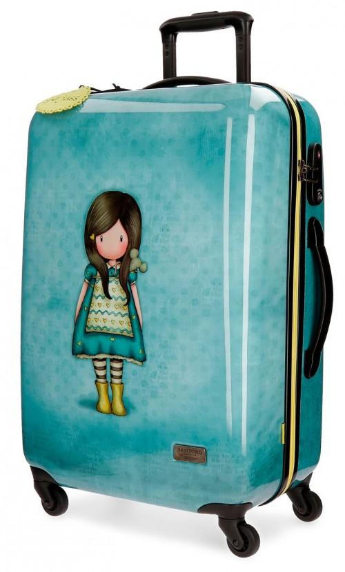 3211561 maleta mediana 67 cm gorjuss the little friend
