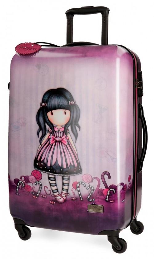 3231561 maleta mediana 67 cm Gorjuss  Sugar & Spice