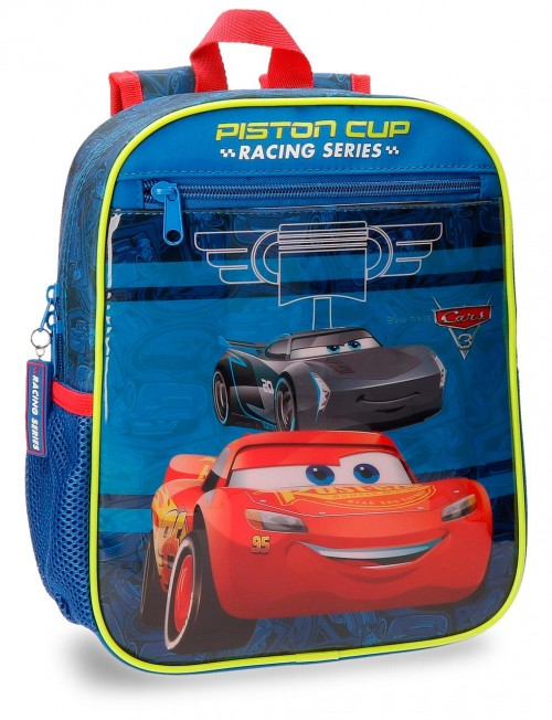 40621B1 mochila 28 cm cars racing series