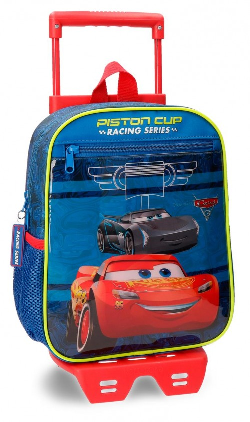 40621N1 mochila 28 cm carro cars racing series