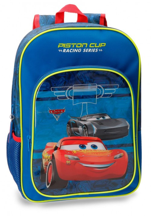 40623B1 mochila 38 cm adaptable cars racing series