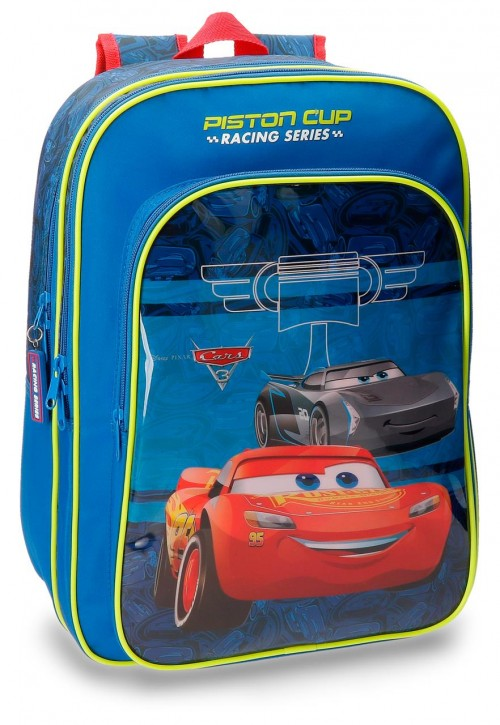 40624B1 mochila 40 cm adaptable cars racing series