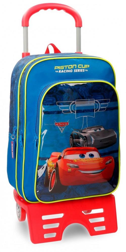 40624N1 mochila 40 cm doble carro cars