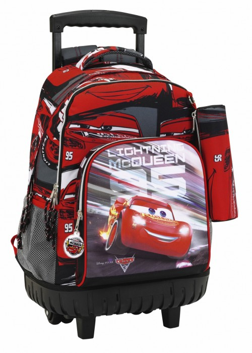 Mochila Compacta Cars 3 611709818