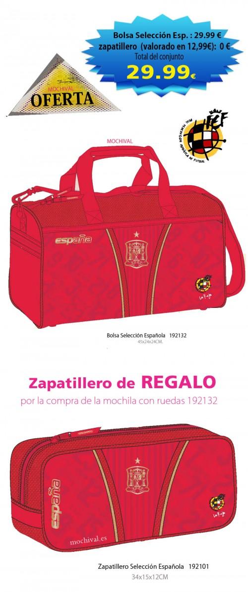 Bolsa Selección Española   192132
