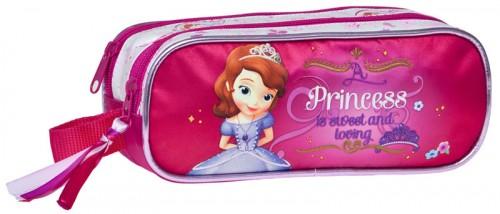 estuche 2 compartimentos princesa sofia 1654201