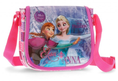 2075461 bandolera con solapa frozen magic