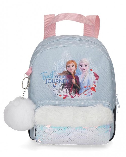 2542061 mochila 23 cm frozen II trust your journey