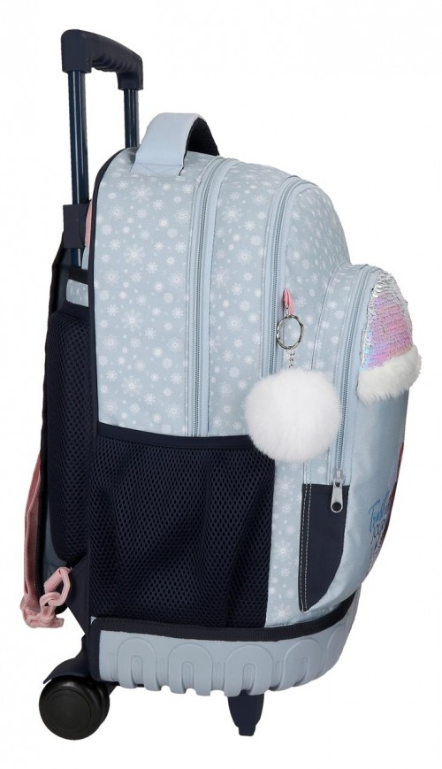 2542961 mochila compacta frozen II trust your journey  lateral