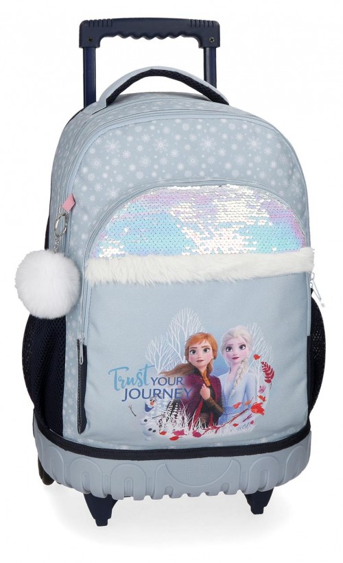 2542961 mochila compacta frozen II trust your journey