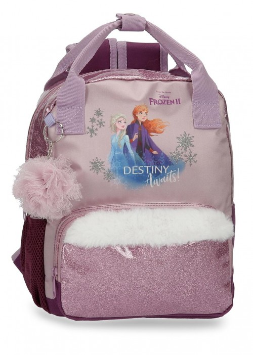 2552161 mochila 28 cm frozen II destinity awaits