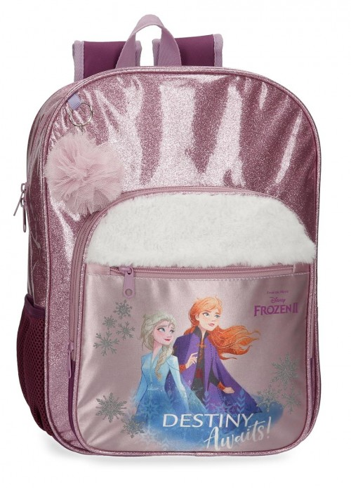 2552361 mochila 38 cm adaptable frozen II destinity awaits