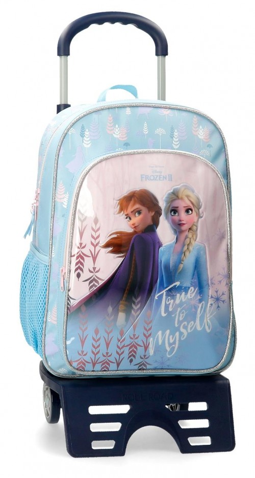 47623N1 mochila 40 cm carro true to myself frozen