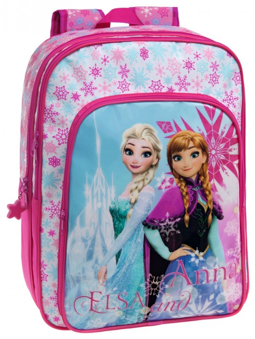 Mochila Doble Frozen Ice 4592451