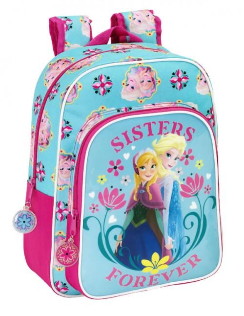 mochila infantil frozen 611515185
