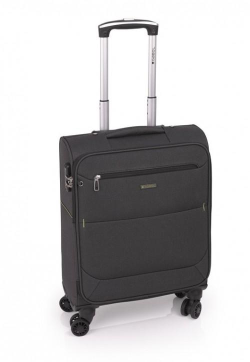 11492201 maleta de Cabina gabol vegas negro