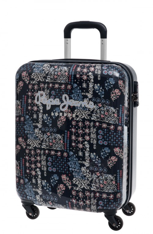 maleta de cabina pepe jeans 6217751