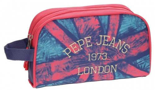 Neceser Pepe Jeans Doble Adaptable 6534451
