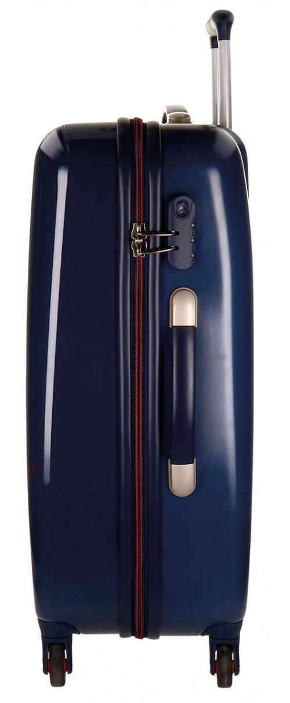 Trolley Grande ABS  Pepe Jeans 6557151  cerradura tsa